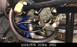Click image for larger version.  Name:SQ Throttle Linkage With Cable.JPG Views:18 Size:203.5 KB ID:15964