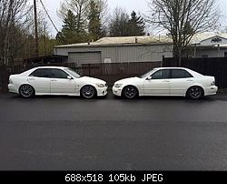 Click image for larger version.  Name:Altezza VS IS300.jpg Views:57 Size:105.2 KB ID:15596