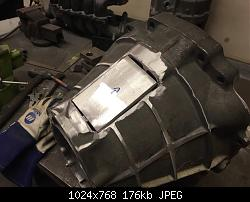 Click image for larger version.  Name:Plate Prepped.JPG Views:32 Size:175.5 KB ID:15667