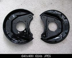 Click image for larger version.  Name:Backing Plates Powdercoated.jpg Views:306 Size:61.4 KB ID:10921