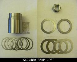 Click image for larger version.  Name:Solid Pinion Spacer & Shims.jpg Views:642 Size:35.0 KB ID:10954