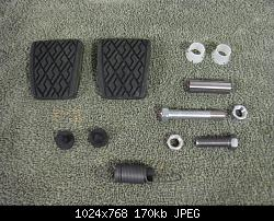 Click image for larger version.  Name:Clutch Pedal Hardware.jpg Views:1106 Size:169.6 KB ID:9728